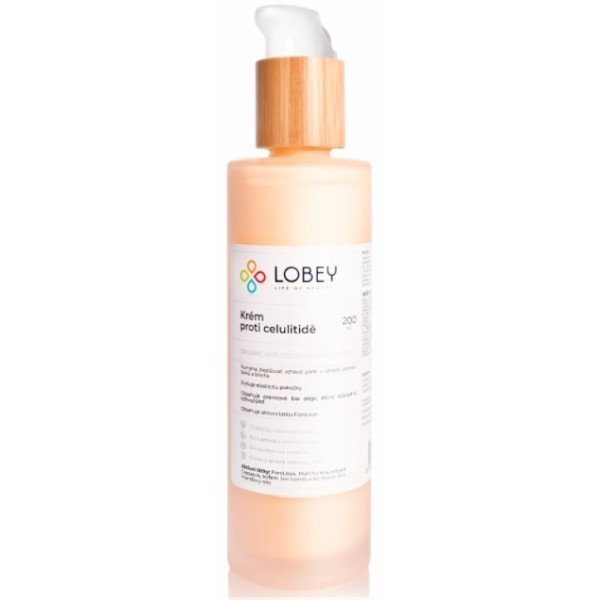 LOBEY Krém proti celulitidě