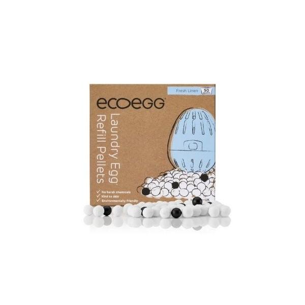 """Ecoegg Náplň do pracího vajíčka """"Svěží bavlna"""""""