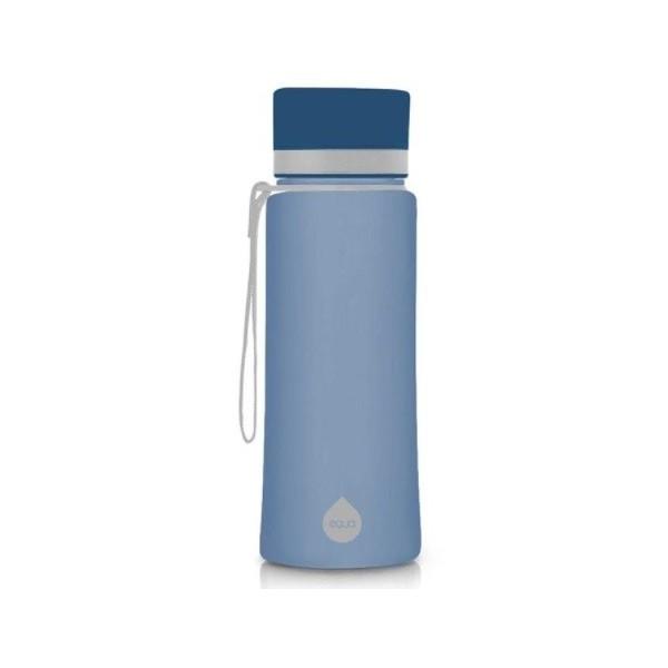 EQUA Plastová lahev Plain Midnight bez BPA