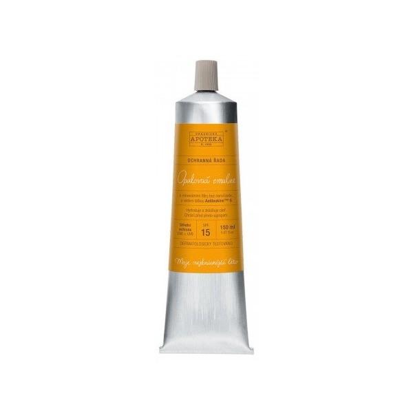 Havlíkova přírodní apotéka Opalovací emulze SPF 15 (150 ml)