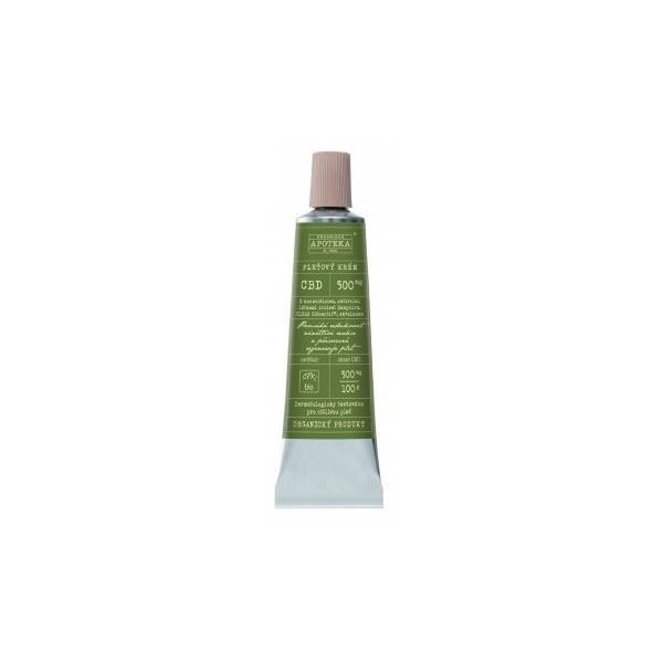 Havlíkova přírodní apotéka CBD pleťový krém (30 ml)