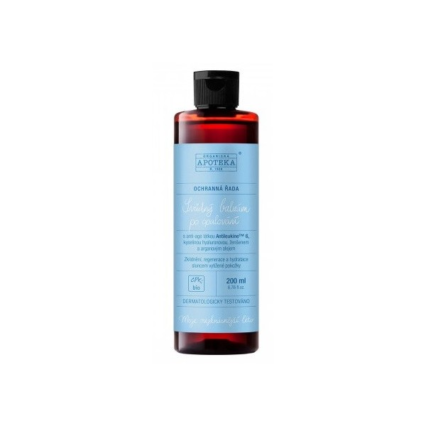 Havlíkova přírodní apotéka Svůdný balzám po opalování (200 ml)