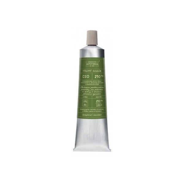 Havlíkova přírodní apotéka CBD tělový balzám (100 ml)