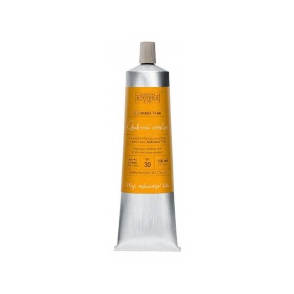 Havlíkova přírodní apotéka Opalovací emulze SPF 30 (150 ml)