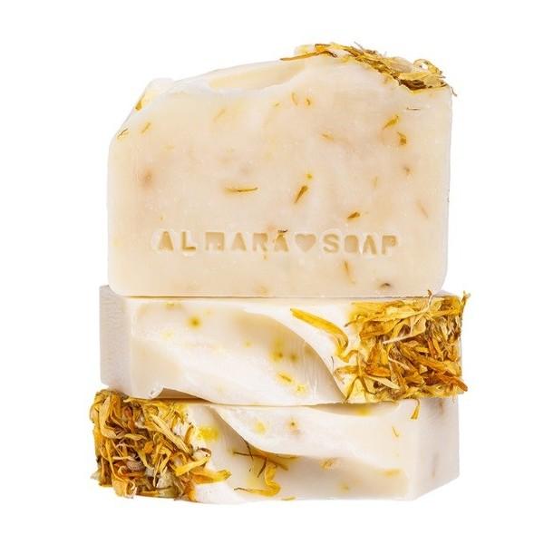 Almara Soap Baby - přírodní mýdlo (90 g)