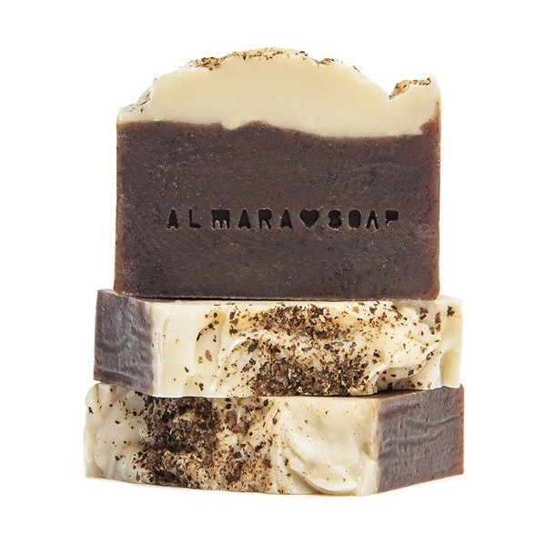 Almara Soap Fresh Hair - přírodní tuhý šampón (90 g)