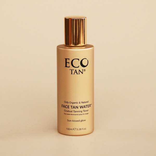 Eco by Sonya Samoopalovací voda na obličej 100 ml