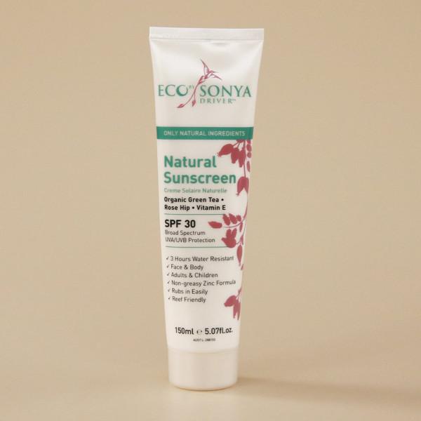 Eco by Sonya Přírodní opalovací krém SPF 30 150 ml