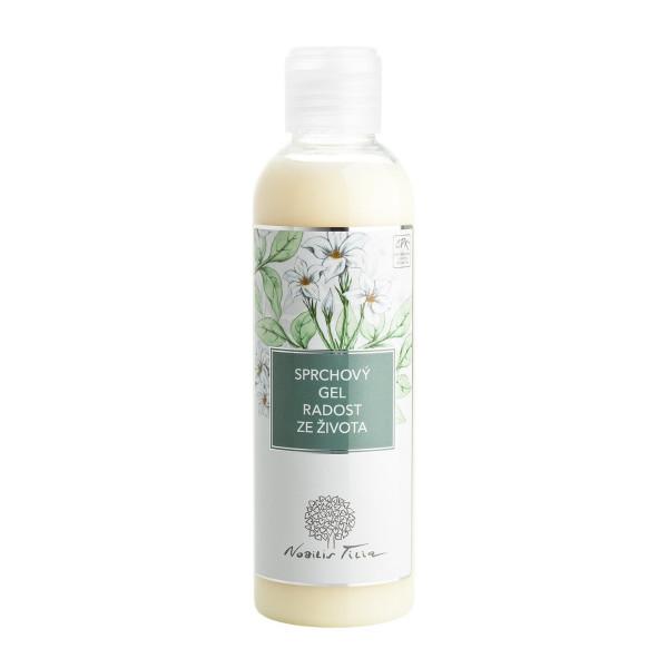 Nobilis Tilia Sprchový gel Radost ze života (200 ml)