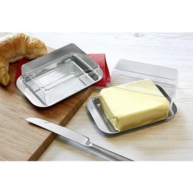 2 dózy na máslo