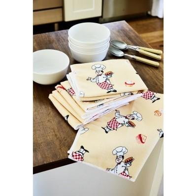 6 db mesterszakács konyharuha