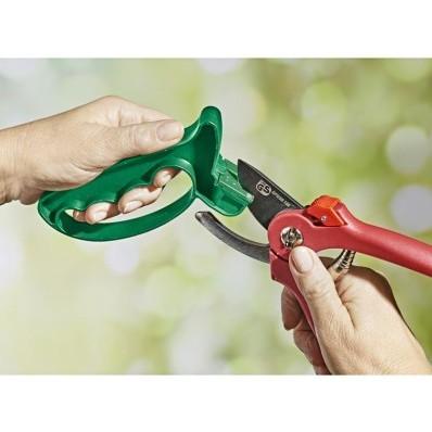 Ostrzałka do narzędzi ogrodniczych