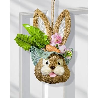 """Dekorácia na dvere """"Zajac"""""""