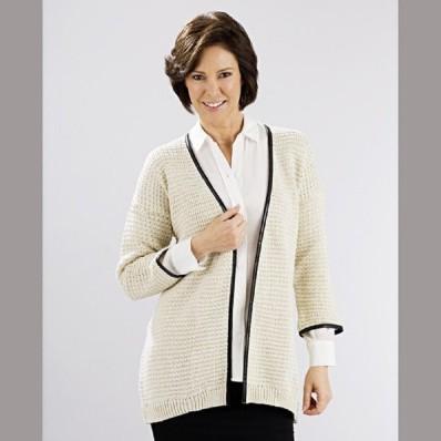 Svetřík pletený