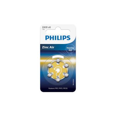 Elem Phil-ZA10B6A/00 hallókészülékekbe