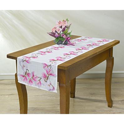 Asztali futó Orchidea