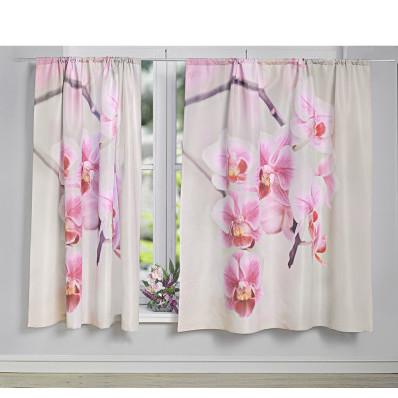 Perdea orhidee