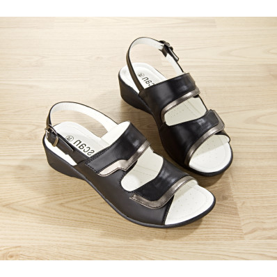 "Sandále ""Lima"", čierna"