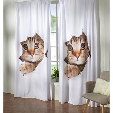 Perdea Pisica