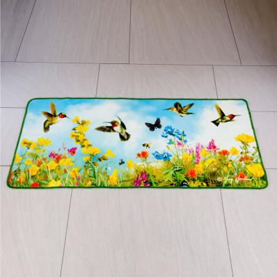 """Dywan kuchenny """"Letnia łąka"""" 50 x 150 cm"""