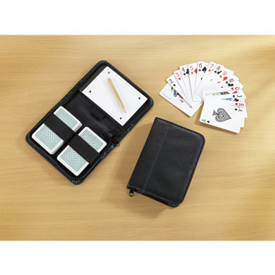 Puzdro s hracími kartami