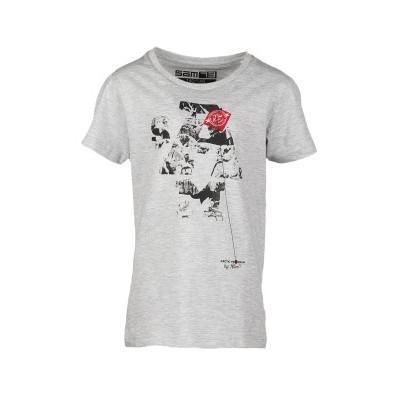 Chlapecké triko s krátkým rukávem Sam 73