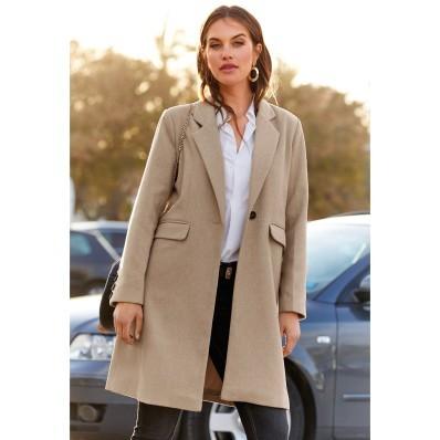 Kabát elegantný
