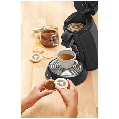 4 opakovaně plnitelné kávové kapsle