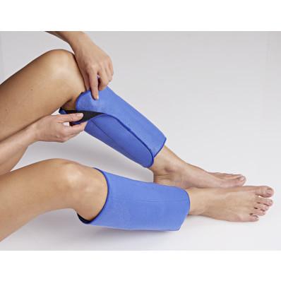 2 chladicí bandáže na nohy
