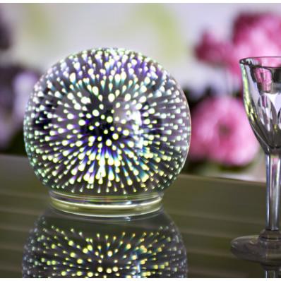 LED svítící koule