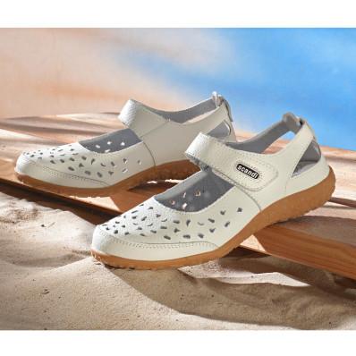 Pantofi Kim, albi