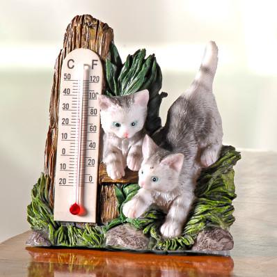 Macskás hőmérő
