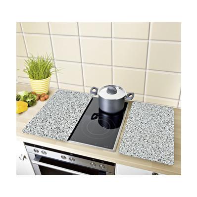 2 płyty na kuchenkę Granit