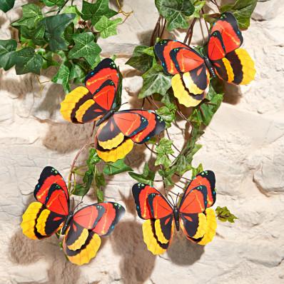 """4 klipsy """"Motýl"""""""