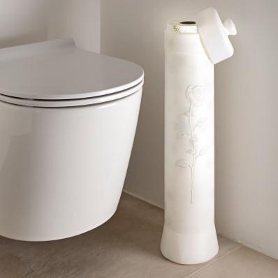 Pojemnik na papier toaletowy Róża