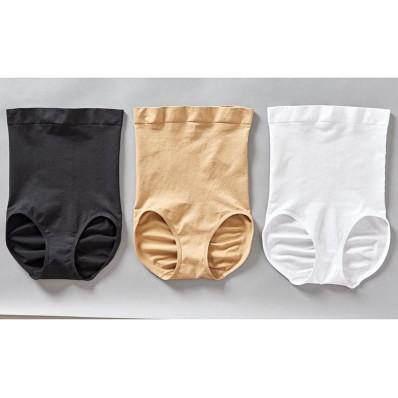 Kalhotky s vysokým pasem s mírně tvarujícím       efektem