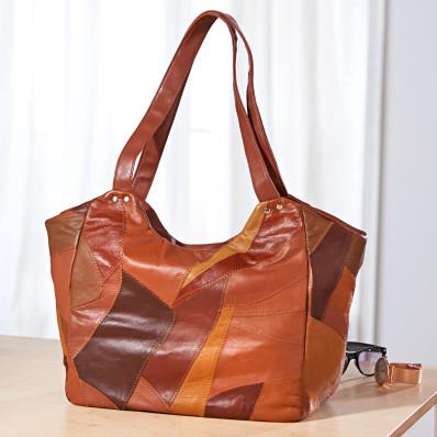 Patchworková kabelka