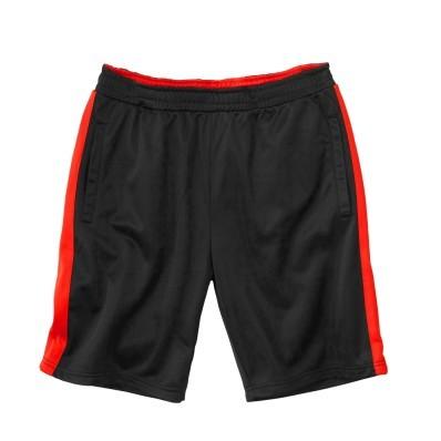 Športové šortky z česaného mikrovlákna
