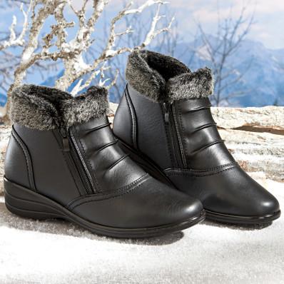 Buty z cholewkami Mara