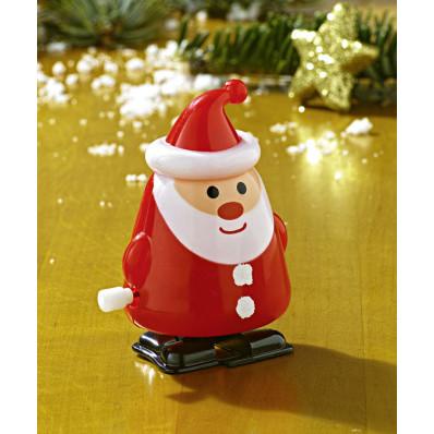 Nakręcany Święty Mikołaj