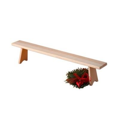 Półka na ozdoby, drewno