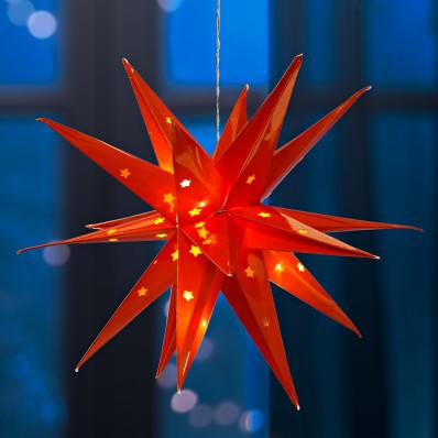 LED-es csillag