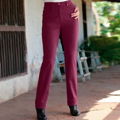 Tvarujúce nohavice s 5 vreckami