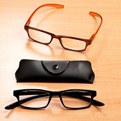 Ochelari pentru citit, cu rama