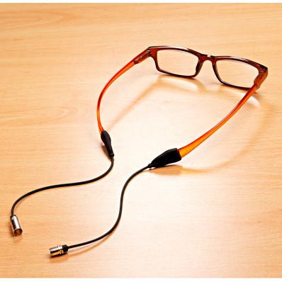 Taśma do okularów z magnesem