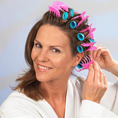 Specjalne wałki do włosów