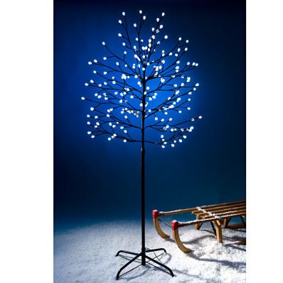 Copac cu luminite cu LED