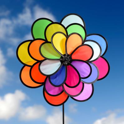 """Větrník """"Květina"""""""