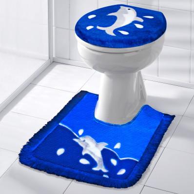 """3dílná koupelnová sada """"Delfín"""""""