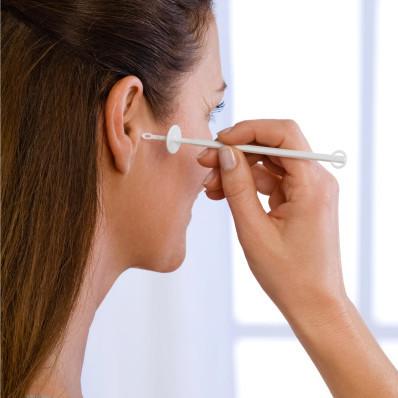 2 czyściki do uszu